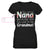 I'm Too Cool To Be Grandma EZ66 0604 Custom Women V-neck T-shirt