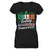Irish Today American Tomorrow EZ30 0202 Women V-neck T-shirt