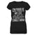 Nothing Beats Being A Single Mom EZ66 0504 Women V-neck T-shirt