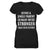 Stronger Than Ever Before Single Parents EZ66 0504 Women V-neck T-shirt