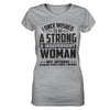 Strong Independent Woman EZ33 2302 Women V-neck T-shirt