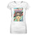 Never Doubt Your Dopeness Afro Woman Feminism EZ22 0610 Women V-neck T-shirt