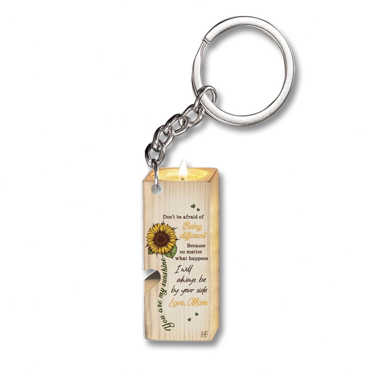 You Are My Sunshine 2 EZ23 3001 Keychain