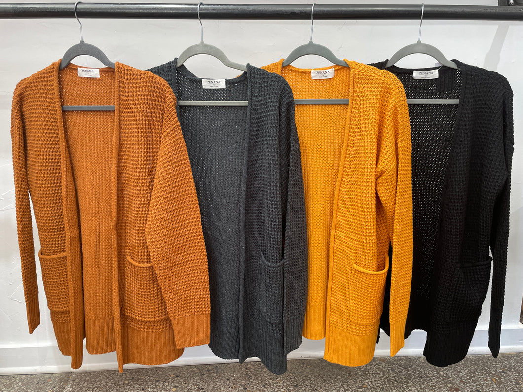 Zenana Cardigan