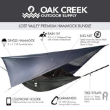 Camping Hammock Bundle Accessories