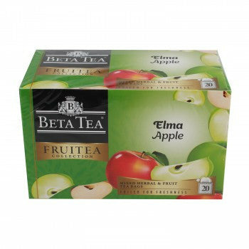 Beta Tea Elma - Apple 20 Tea Bags
