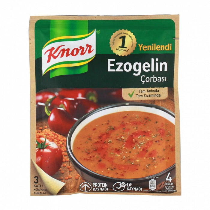 Knorr Soup Mix  Ezogelin 65 gr