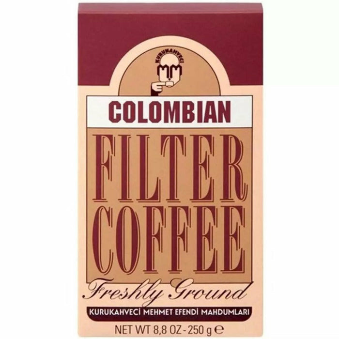 Mehmet Efendi Colombia Filter Coffee 250 gr