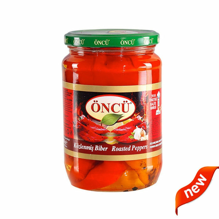 Oncu Roasted Pepper Jar 680gr
