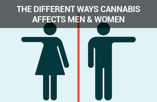The Different Ways Cannabis Affects Men vs Women