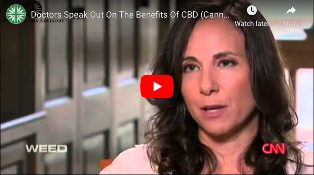 Doctors Speak Out On The Benefits Of CBD (Cannabidiol)