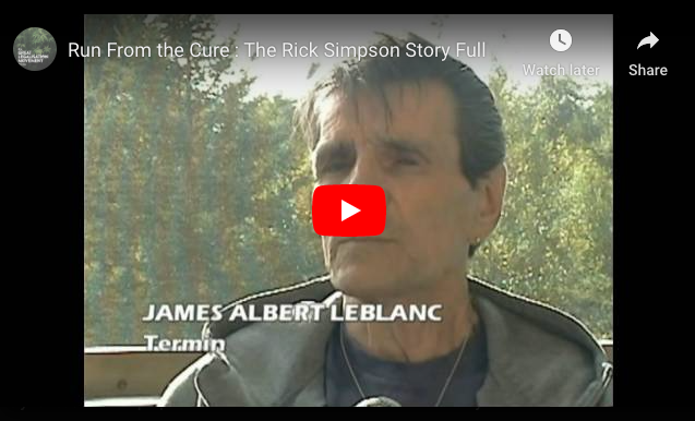 The Rick Simpson Story: Healing Cancer with Cannabis