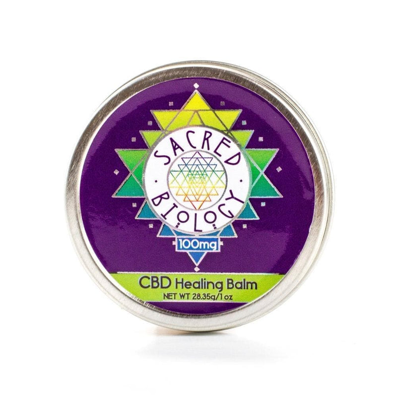 CBD Healing Balm - 100mg-Bloom Society