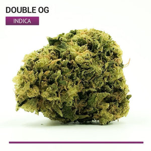 Double OG (Indica)-Bloom Society