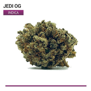 Jedi OG (Indica)-Bloom Society
