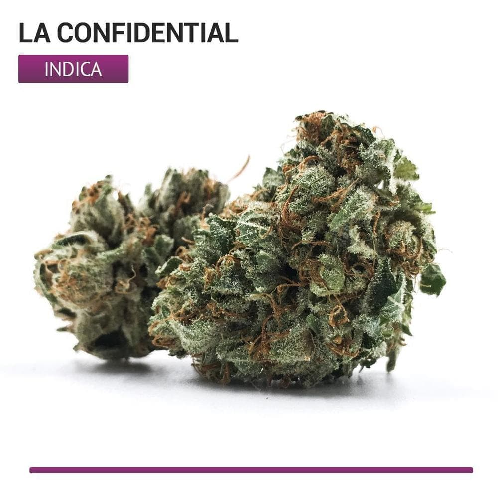 LA Confidential (Indica)-Bloom Society