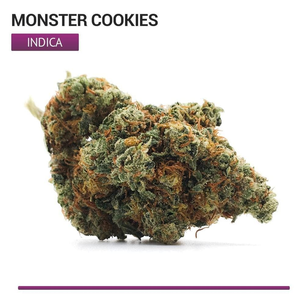 Monster Cookies (Indica)-Bloom Society