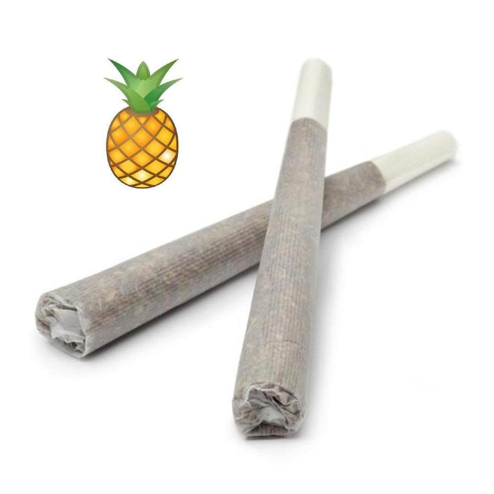 Private Reserve Premium Prerolls 1.5g (Pineapple Kush)-Bloom Society