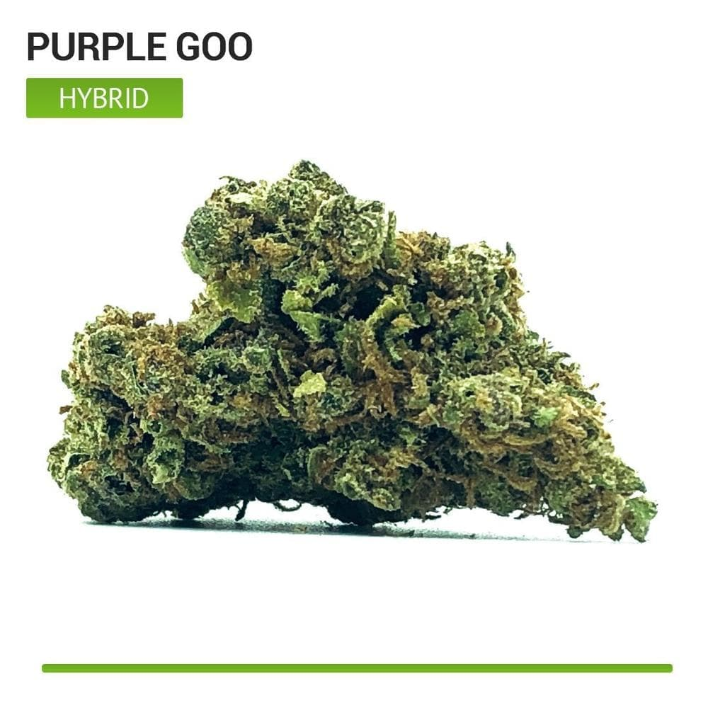 Purple Goo (Indica)-Bloom Society