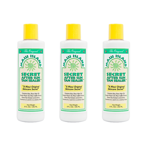 After Sun Tan Sealer (3 Pack)