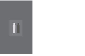 Small flat rate box $7 ships 1-2 bottles