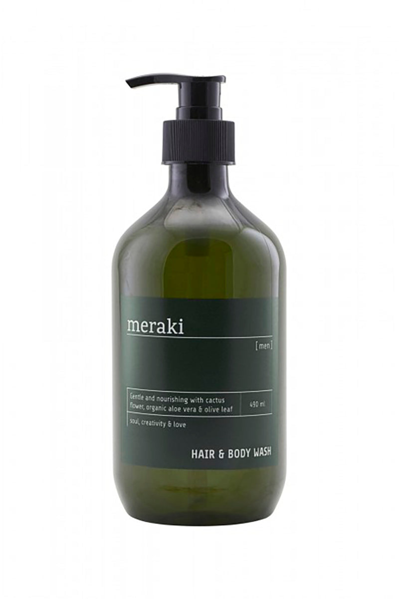 Meraki Hair & Body wash
