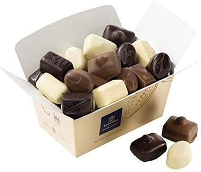 Leonidas Belgian French Butter Cream Chocolate Gift Wrapped and Ribboned Leonidas Kensington