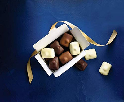 Leonidas Belgian Manon Cafe' Chocolates Assorted Milk, White & Dark with Hazelnuts Leonidas Kensington