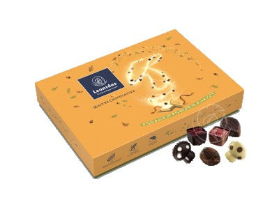 Leonidas Limited Edition Belgium Chocolates in Gift Box, Fresh Assorted Chocolate Gift Box (25 pieces) Leonidas Kensington