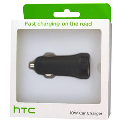 HTC Rapid Car Charger with 2A of power!