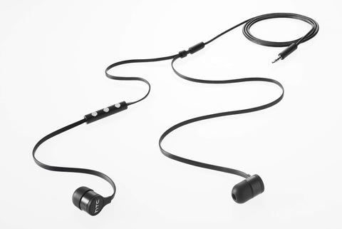 HTC Stereo Headset with Media Controls (White)