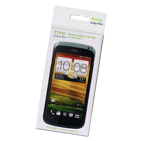 HTC One S Screen Protector - 2 Pack