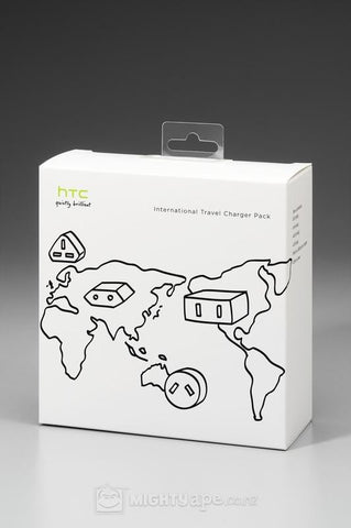HTC International Travel Charge Pack