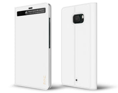 HTC U11 Flip Case (off white)