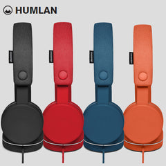 Urbanears Humlan Headset - Red Only