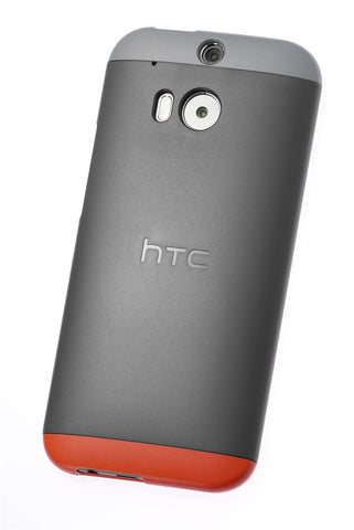 HTC One (M8/M8s) Double Dip Shell Black