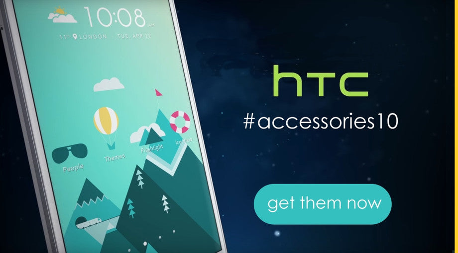 HTC Genuine Accessories for HTC 10