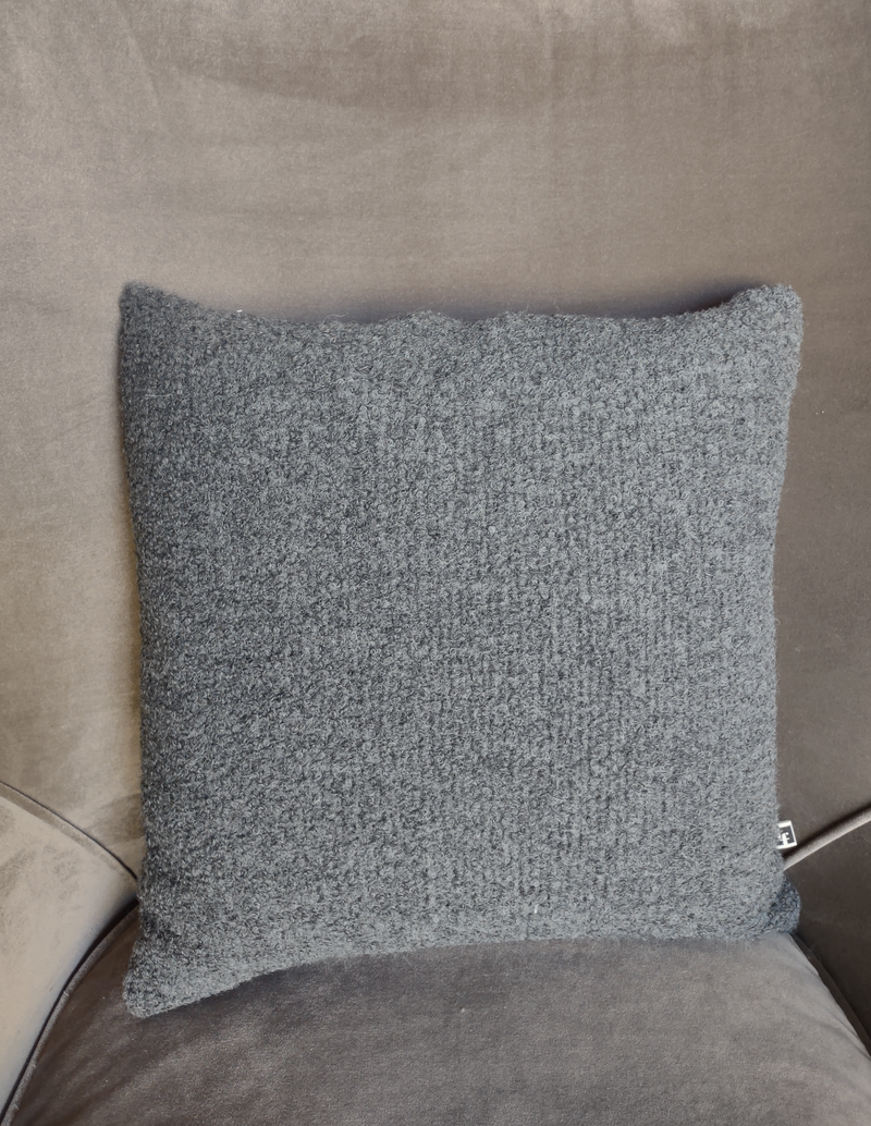 Boucle Pillow - Moon