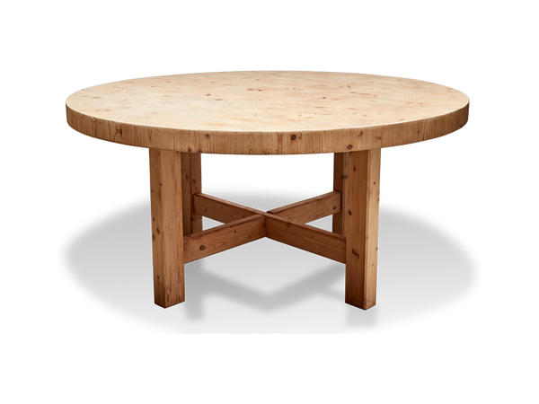 Solid Pine Dining Table by Roland Wilhelmsson for Karl Anderson & Soner