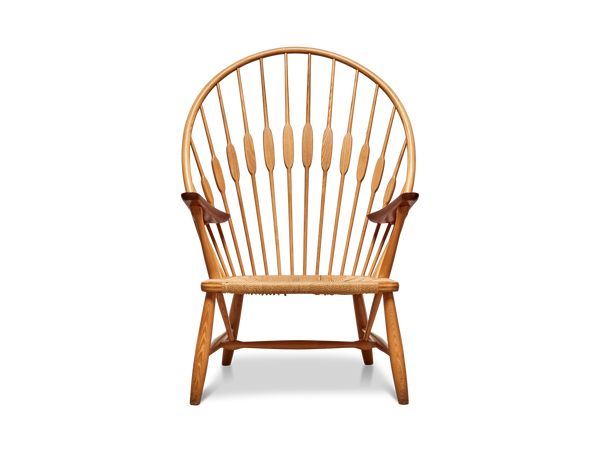 Peacock Chair by Hans Wegner
