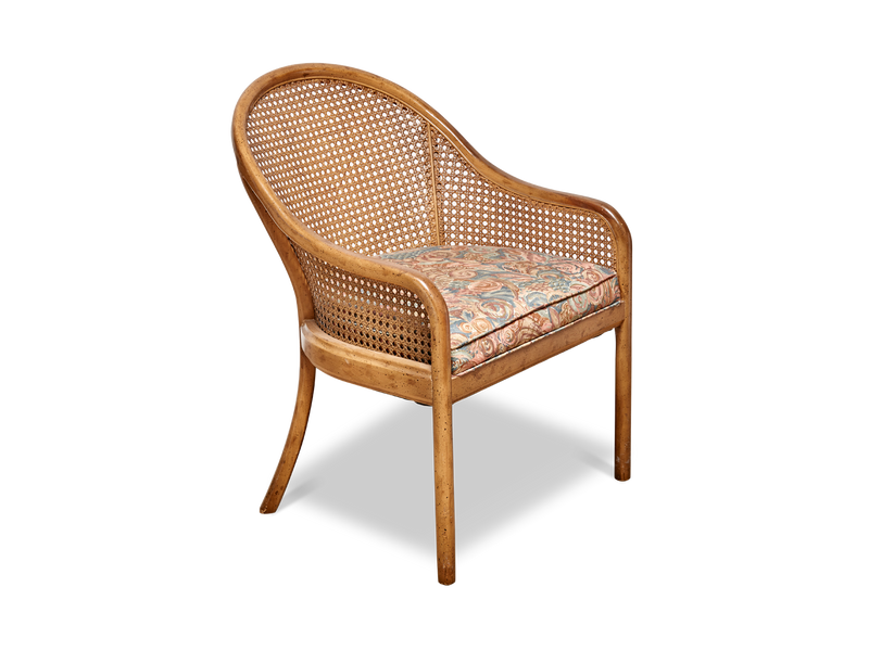Ward Bennett Cane Chairs
