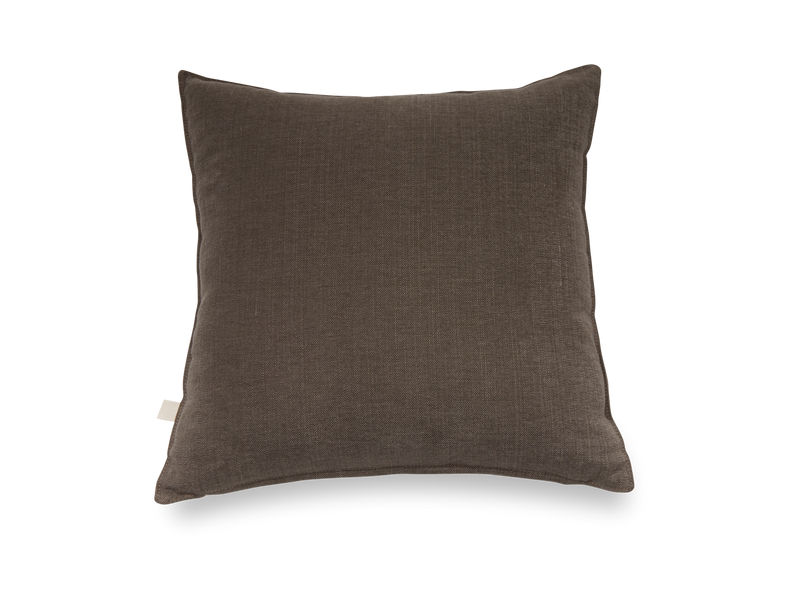 Washable Linen Pillow - Cardamom