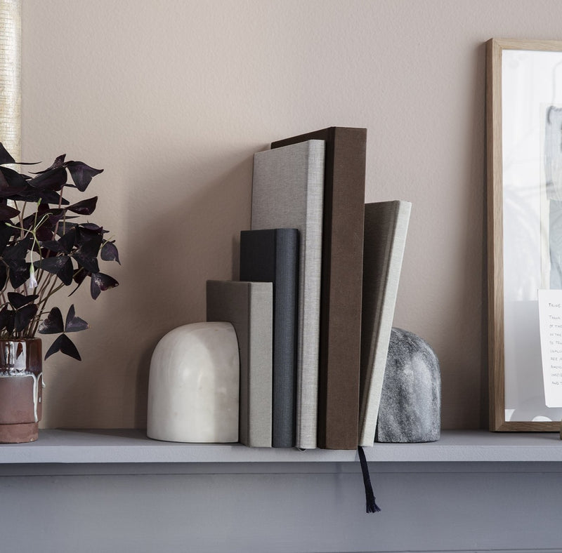 Luru Bookends