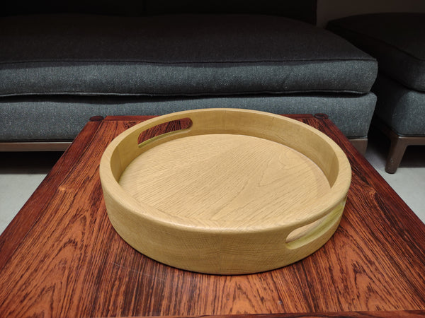 Oiled Oak Tray - Small