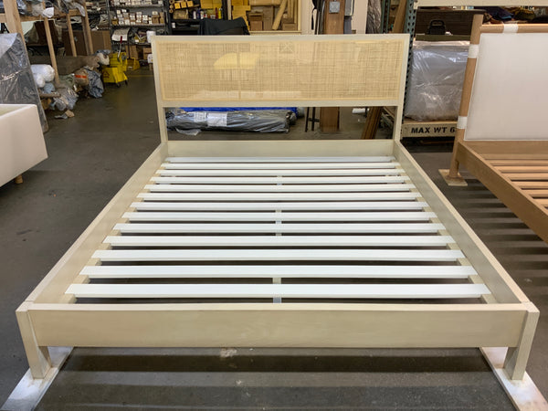 Caned Bed - Cal King