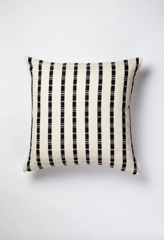 Santiago Grid Pillow