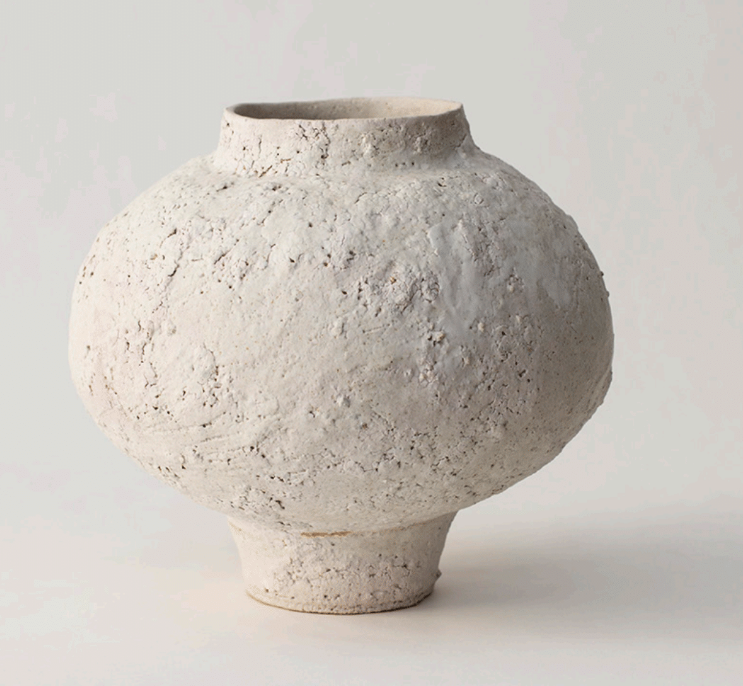 Isolated Vase No. 12