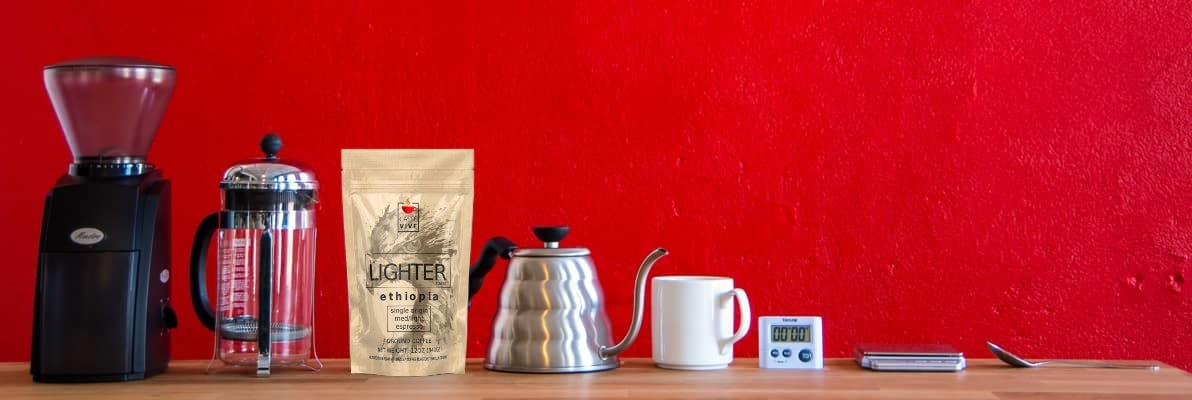 French Press Coffee Guide