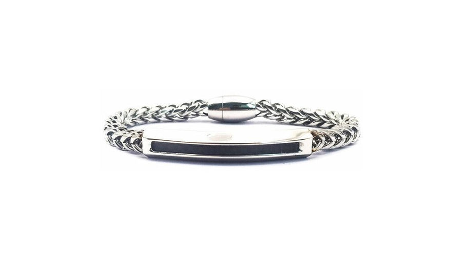 Matt's Stainless Steel Bracelet