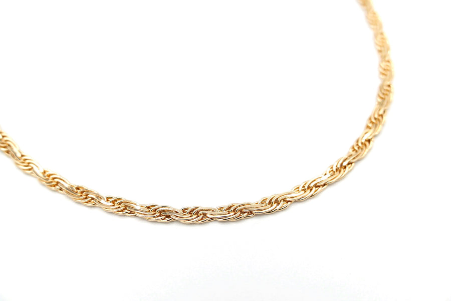 Zu Shimmer Chain Necklace